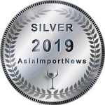 SILVER Medal - Asia Importing News 2019